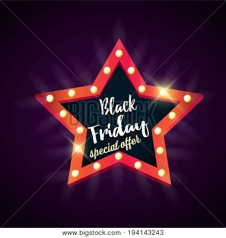 . Save.Download Preview.Black Friday sale black sticker vector isolated. Discount or special offer price sign on Black Friday. Sale banner. Promo offer on black friday.
