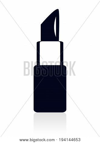 Vector pomade icon isolated on a white background