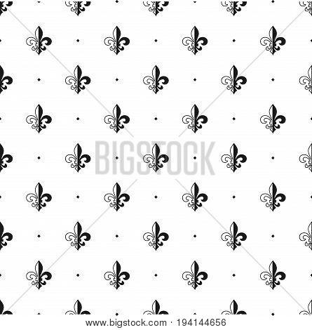 fleur de lis seamless vector photo free trial bigstock