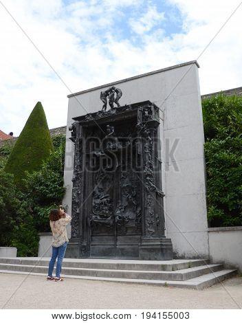 Musee Rodin, Paris