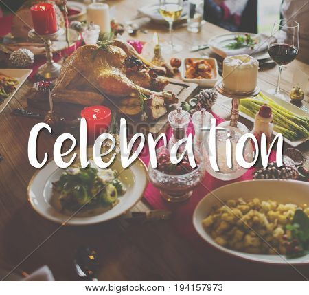 Celebration New Year Live Life