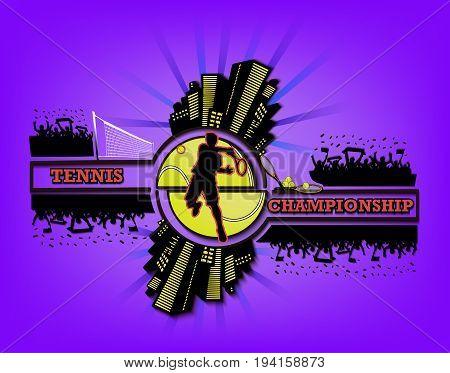 Logo Tennis Championship