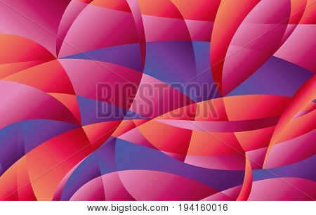 silk surface concept vector illustration for background