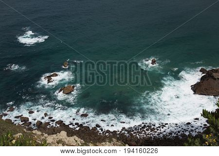 Cabo Da Roca Cliffs