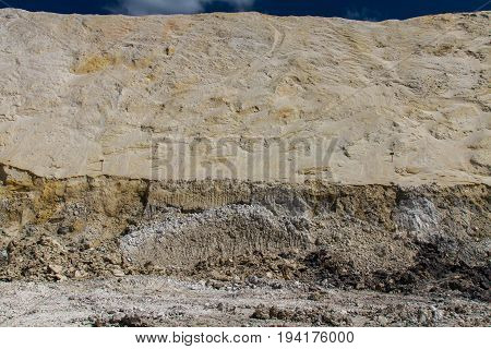 Deposit Of Kaolin Secondary And Clay Refractory