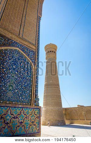 Kalyan Minaret, Bukhara