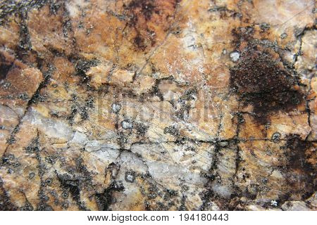 Abstract Rock Textures