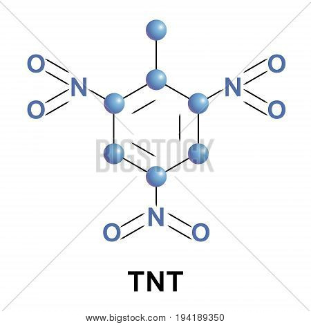 Trinitrotoluene is a chemical compound that is used as a reagent in chemical synthesis and as an explosive material with convenient handling properties