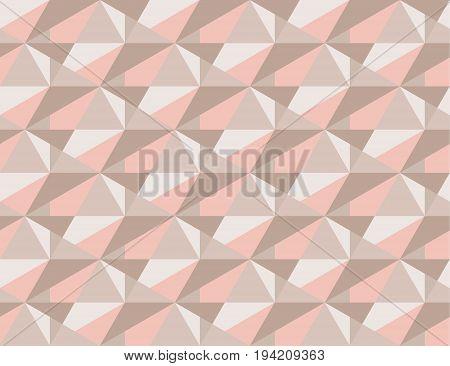geometry pale colr modern pattern. seamless pattern vector illustration
