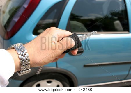 Electronic Car Key