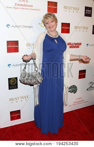 LOS ANGELES - FEB 26:  Alison Arngrim at the Style Hollywood Oscar Viewing Dinner at Hollywood Museum on February 26, 2017 in Los Angeles, CA