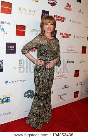 LOS ANGELES - FEB 26:  Lee Purcell at the Style Hollywood Oscar Viewing Dinner at Hollywood Museum on February 26, 2017 in Los Angeles, CA