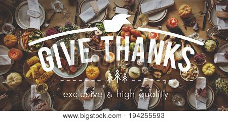 Faith Hope Love Thanks Giving Celebration