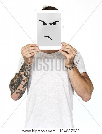 Mad Angry Furious Wrath Feeling Emotion Expression  Graphic