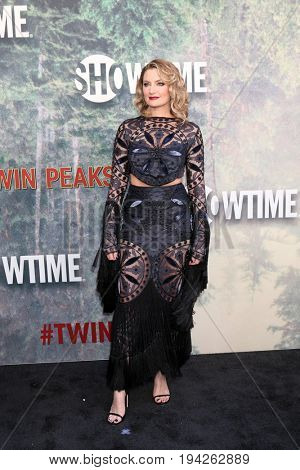 LOS ANGELES - MAY 19:  Madchen Amick at the