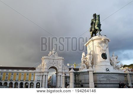 Icons Of Lisbon (portugal)