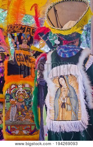 Festival Of The Virgin Of Guadalupe , Mexico