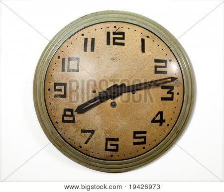 vintage wall-clock