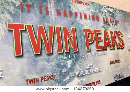 LOS ANGELES - MAY 19:  Twin Peaks Atmosphere at the