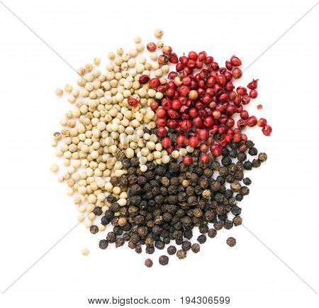Pepper Seeds Or Peppercorns Collection