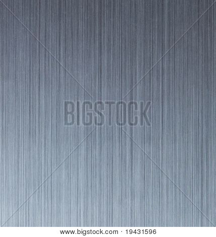 brushed metal  texture. vertical grain. high resolution. real photo of brushed metal.