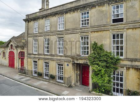 The Old Vicarage, Chippenham