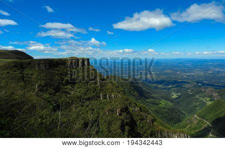 Serra do Rio do Rastro, Santa Catarina