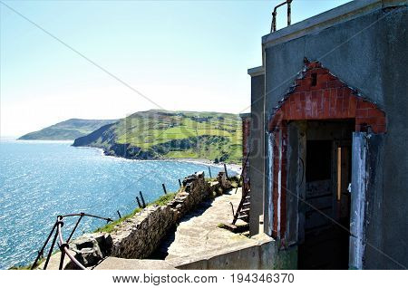 Torr Head Coastguard Station