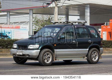 Private Mpv Car, Kia Sportage