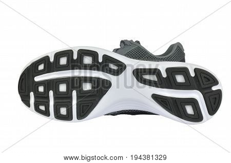 Sole Of Sport Shoes