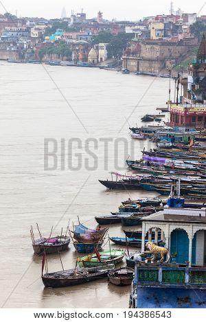 Landscape Of Benares