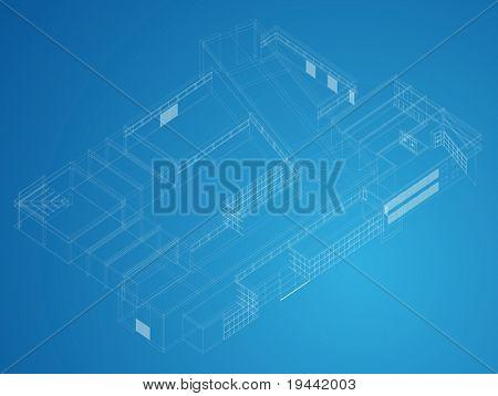 Industry building blueprint