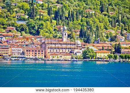 Town Of Salo Waterfront View