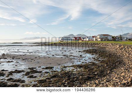 Höfn or Höfn í Hornafirði is an Icelandic fishing town in the southeastern part of the country.
