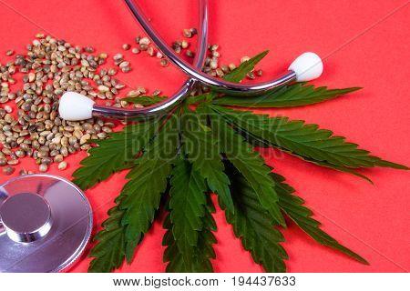 A Prescription For Medical Marijuana.