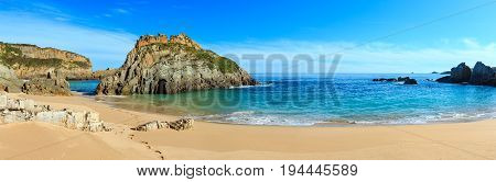 Mexota Beach (spain).