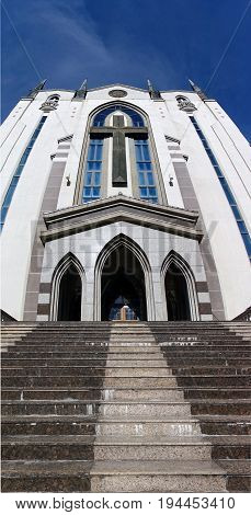 The Fengshan Presbyterian Church In Taiwan