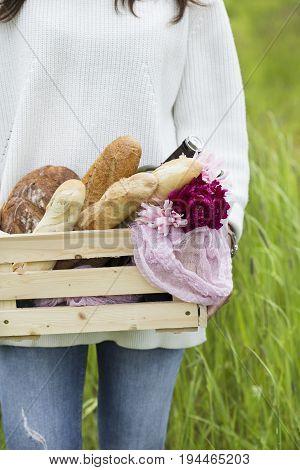 A Box Of Bread