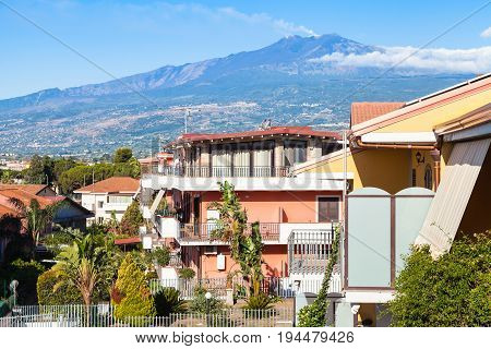 Apartments In Giardini Naxos Town And Etna Mount