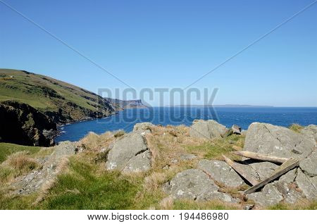 Carrick-a-rede Coastal Walk