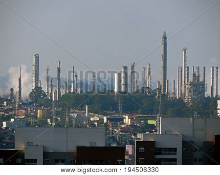 Big petrochemical industry seen on the horizon