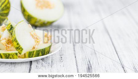 Futuro Melons (selective Focus)