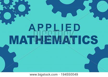 Applied Mathematics Concept