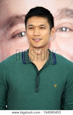 LOS ANGELES - AUG 2:  Harry Shum Jr at the