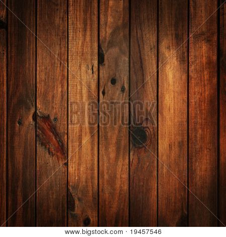 Dark wooden wall texture