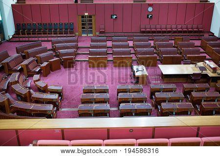 Australian Senate Parliament House