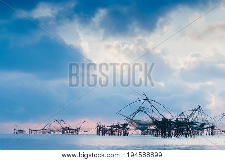 Thai Fishing Nets, Fishing Tackle