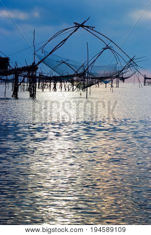 Thai Fishing Nets, Fishing Tackle
