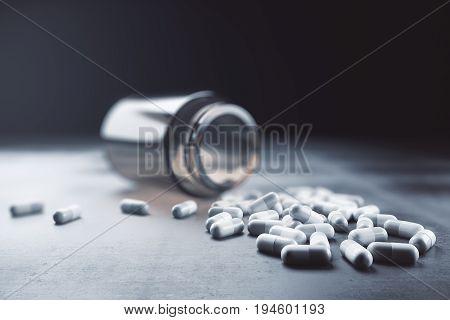 Medication Concept