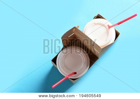 Takeaway Drinks Set